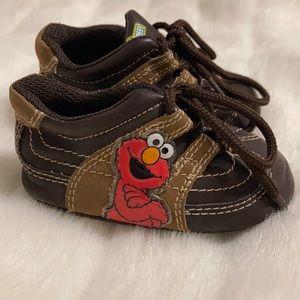 Sesame Street Emo Baby Shoes